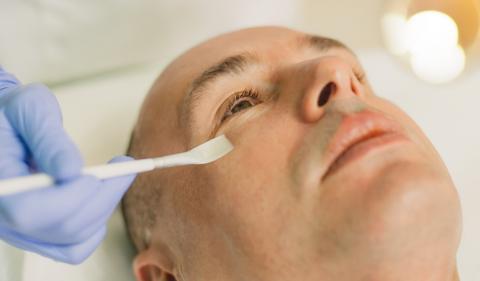 peelings voor mannen botox