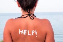 zonnebescherming voor de huid en botox